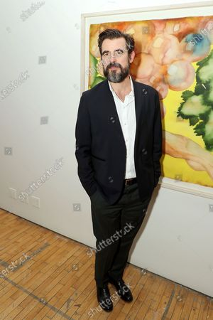 """Editorial image of Sony Pictures Classics and The Cinema Society Host The After Party For """"The Burnt Orange Heresy"""", New York, USA - 06 Mar 2020"""