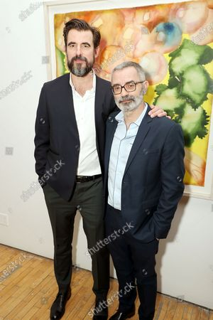 Claes Bang, Giuseppe Capotondi (Director)