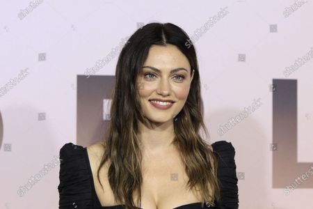 Phoebe Tonkin arrives for the premiere of HBO series Westworld season three the TCL Chinese Theatre in Hollywood, Los Angeles, California, USA 05 March 2020. The series will air in the USA on 15 March 2020.