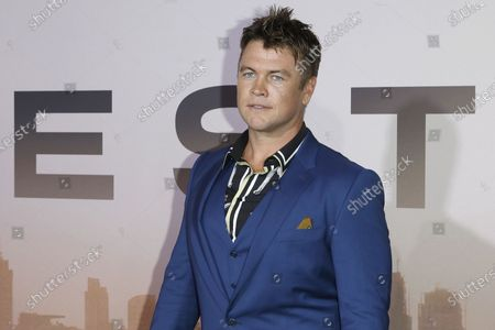 Luke Hemsworth arrives for the Los Angeles Season 3 Premiere of the HBO Drama Series WESTWORLD at the TCL Chinese Theatre IMAX in Hollywood, Los Angeles, California, USA 05 March 2020. The one-hour drama series kicks off its eight-episode season in the US 15 March 2020.