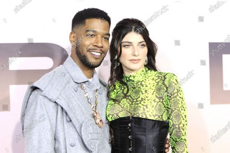 Kid Cudi aka Scott Ramon Seguro Mescudi arrives with a guest for the Los Angeles Season 3 Premiere of the HBO Drama Series WESTWORLD at the TCL Chinese Theatre IMAX in Hollywood, Los Angeles, California, USA 05 March 2020. The one-hour drama series kicks off its eight-episode season in the US 15 March 2020.