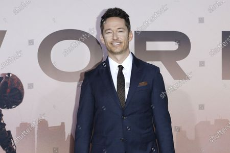 Bristish actor Simon Quarterman arrives for the premiere of HBO series Westworld season three the TCL Chinese Theatre in Hollywood, Los Angeles, California, USA 05 March 2020. The series will air in the USA on 15 March 2020.