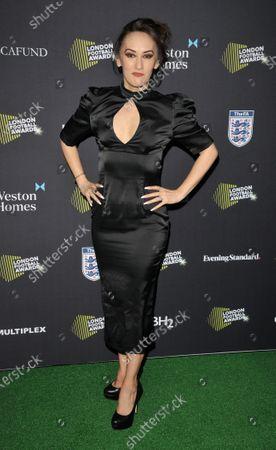Editorial image of London Football Awards, Roundhouse, UK - 05 Mar 2020