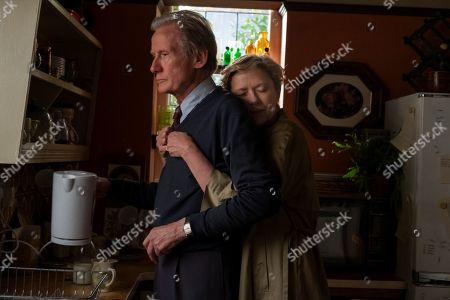 Bill Nighy as Edward and Annette Bening as Grace