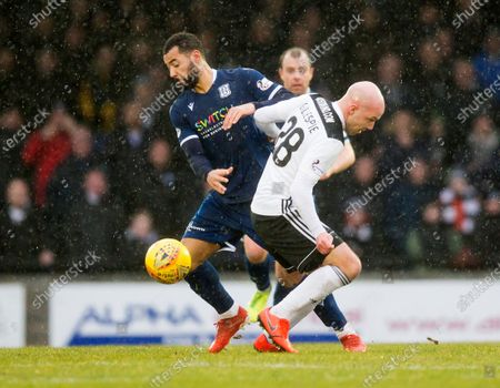 Editorial picture of Ayr United v Dundee, Scottish Championship, Football, Somerset Park, Scotland, UK - 07 Mar 2020