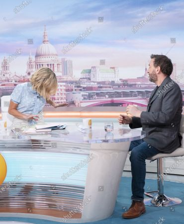 Editorial image of 'Good Morning Britain' TV show, London, UK - 06 Mar 2020