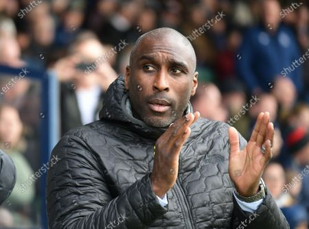 Sol Campbell, Manager of Southend United