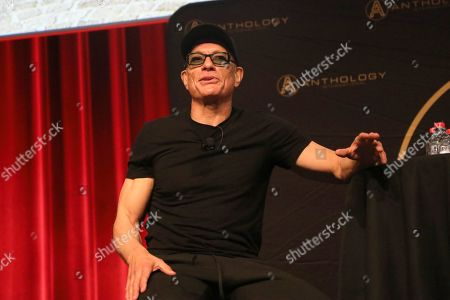 Editorial picture of An Evening with Jean-Claude Van Damme, Sydney, Australia - 06 Mar 2020