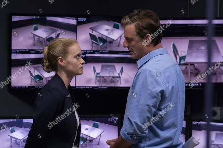Leven Rambin as Kick Lannigan and Chris Noth as Frank Booth