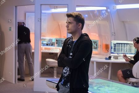 Andy Mientus as James Finley