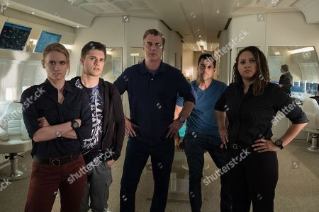 Leven Rambin as Kick Lannigan, Andy Mientus as James Finley, Chris Noth as Frank Booth, Danny Pino as Bishop and Tracie Thoms as FBI Agent Maya Kennedy