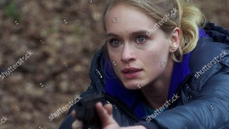Stock Picture of Leven Rambin as Kick Lannigan
