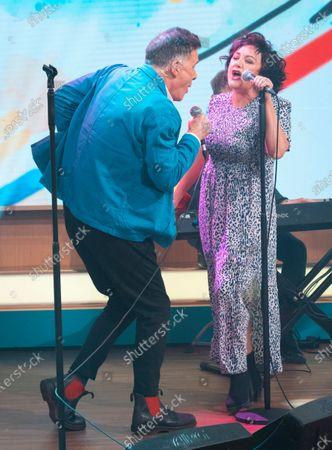 Deacon Blue - Ricky Ross and Lorraine McIntosh