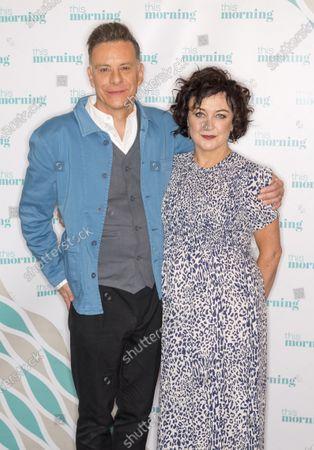 Ricky Ross and Lorraine McIntosh
