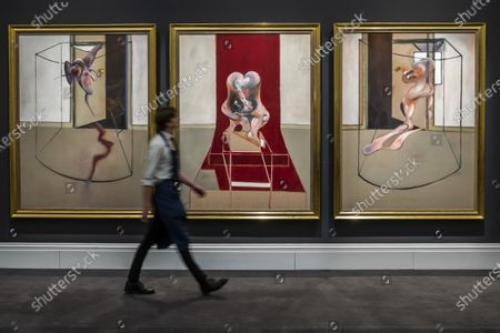 Francis Bacon's large-format Triptych Inspired by the Oresteia of Aeschylus will highlight Sotheby's Contemporary Art Evening Auction in New York on 13 May 2020, when it will be offered with an estimate in excess of $60 million.