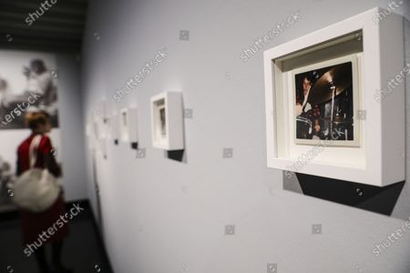 Editorial picture of 'Linda McCartney-The Polaroid Diaries' at C/O Berlin, Germany - 06 Mar 2020