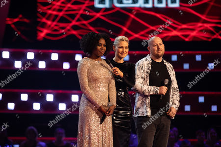Editorial photo of 'The Voice UK - Battles Results Show' TV Show, Series 4, Episode 9, UK - 29 Feb 2020