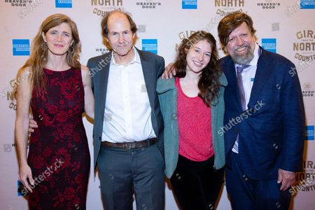Samantha Power, Cass Sunstein, Kyle Brown, Oskar Eustis