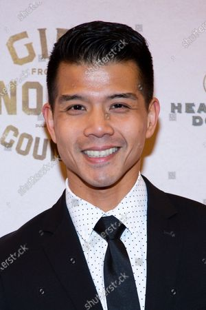 Stock Image of Telly Leung