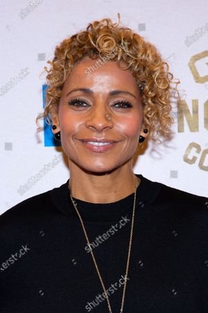 Editorial photo of 'Girl from the North Country' Broadway play opening night, Arrivals, Belasco Theatre, New York, USA - 05 Mar 2020