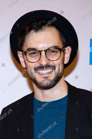 Editorial image of 'Girl from the North Country' Broadway play opening night, Arrivals, Belasco Theatre, New York, USA - 05 Mar 2020