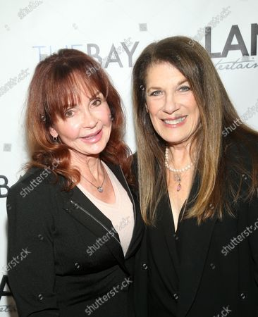 Stock Picture of Jacklyn Zeman and guest