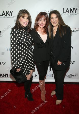Stock Photo of Kate Linder, Jacklyn Zeman and guest