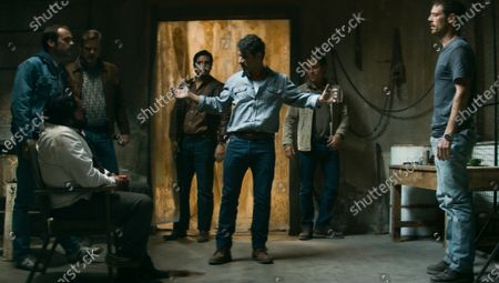 Pedro Giunti as Sergio Verdín, Alex Patrick Knight as Kenny, Matt Biedel as Daryl Petsky, Alberto Zeni as Amat Palacios, Miguel Rodarte as Danilo Garza, Jero Medina as Ossie Mejía and Scoot McNairy as Walt Breslin