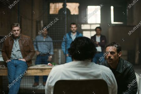Matt Biedel as Daryl Petsky, Miguel Rodarte as Danilo Garza, Alex Patrick Knight as Kenny, Pedro Giunti as Sergio Verdín, Jesse Garcia as Sal Orozco and Scoot McNairy as Walt Breslin