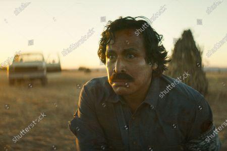 Gerardo Taracena as Pablo Acosta