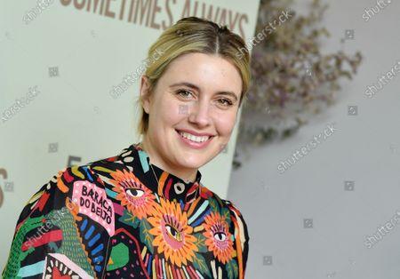 Stock Picture of Greta Gerwig