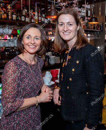 Editorial image of SoftCo, Park Developments & Saba Restaurants Host International Women's Day Lunch To Celebrate The Irish Senior Women's Hockey Team - 06 Mar 2020