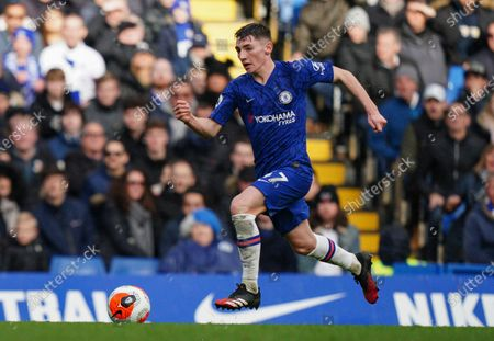 Billy Gilmour of Chelsea  Dave Shopland /Shutterstock