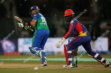 Editorial picture of Cricket Super League, Lahore, Pakistan - 06 Mar 2020