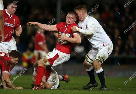 Editorial image of England U20s v Wales U20s - U20s 6 Nations Championship - 06 Mar 2020