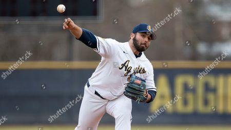 Editorial picture of Boston College North Carolina A&T Baseball, Greensboro, USA - 28 Feb 2020