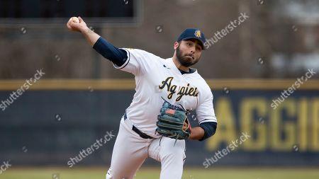 Editorial photo of Boston College North Carolina A&T Baseball, Greensboro, USA - 28 Feb 2020