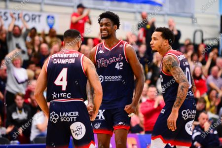 Editorial image of Bristol Flyers v Leicester Riders, UK - 06 Mar 2020