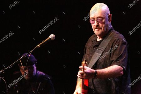 Editorial photo of Dave Mason in concert at the Egyptian room, Old National Centre, Indianapolis, Indiana, USA - 05 Mar 2020