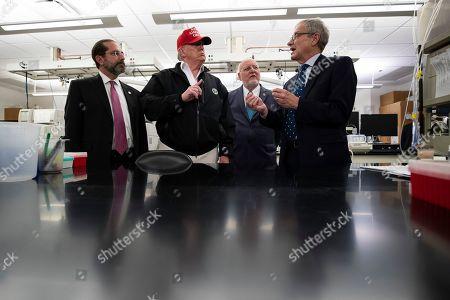 Editorial picture of Trump Virus Outbreak, Atlanta, USA - 06 Mar 2020