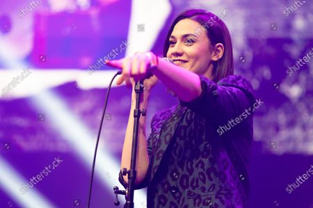 Editorial photo of BBC 6 Music Festival, Roundhouse, Camden, London, UK - 06 Mar 2020