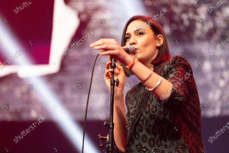 Stock Image of Nadine Shah
