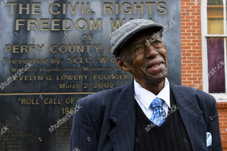 Elijah Rollins, eye witness to the 1965 death of civil rights martyr Jimmie Lee Jackson, recounts the events of that day Jackson was killed in Marion, Ala