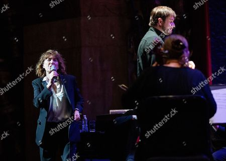 Editorial photo of Birkin Gainsbourg The Symphonic Starring Jane Birkin in concert at Beacon Theater, New York, USA - 06 Mar 2020