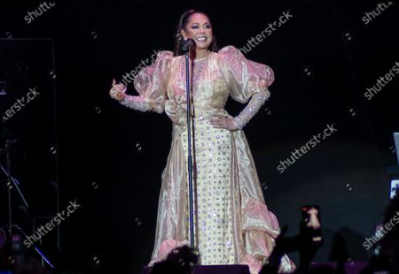 Editorial photo of Isabel Pantoja in concert, Madrid, Spain - 06 Mar 2020