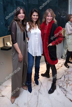 Cristina Alarcon, Sara Salamo, Marta Larralde