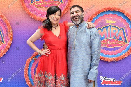 Sonal Shah and Parvesh Cheena