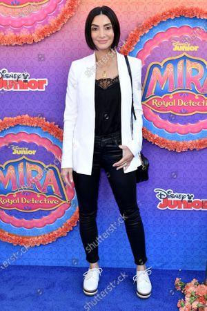 Stock Image of Courtney Mazza