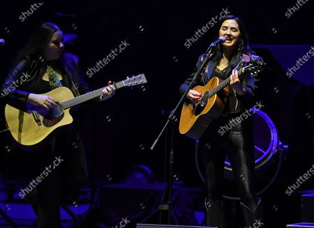 Editorial photo of Candi Carpenter in concert at Hard Rock Live, Seminole Hard Rock Hotel and Casino, Florida, USA - 06 Mar 2020