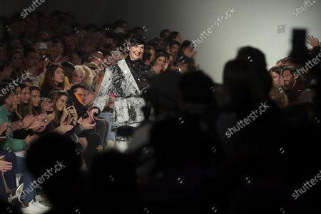 Editorial image of Luis Buchinho - Runway - Lisbon Fashion Week, Portugal - 07 Mar 2020